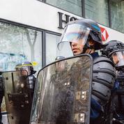 Grève du 5 décembre: à Paris, 6000 policiers et gendarmes face aux casseurs