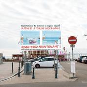 Associations, pêcheurs et riverains contre un projet d'éolien dans la Manche