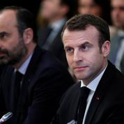 Grève du 5 décembre: Philippe à la manœuvre, Macron à la baguette