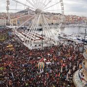 Partout en France, une mobilisation massive contre la réforme des retraites