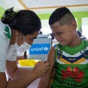 Pacifique: les Samoa confinés à cause de la rougeole