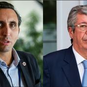Levallois: Julien Aubert ne veut pas que LR soutienne Patrick Balkany