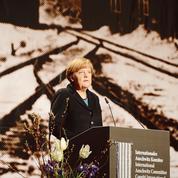 La visite historique de la chancelière Angela Merkel à Auschwitz