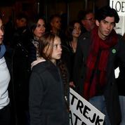 Greta Thunberg est arrivée en train à la COP25 à Madrid