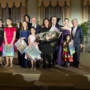 Soirée-concert de la Fondation SOS Talents, en hommage à Nicole Dassault