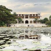 À Lomé, le réveil d'un palais abandonné