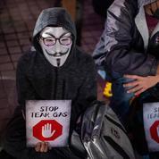 Les troubles à Hongkong font trébucher Sandro, Maje et Claudie Pierlot
