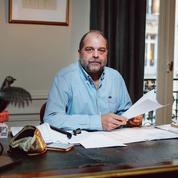 Éric Dupond-Moretti: «Le monde du travail est une pièce de théâtre»