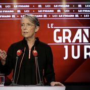 Réforme des retraites: pour Élisabeth Borne, la CGT «refuse le dialogue»