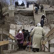 Dans le Donbass, un timide espoir, sur le pont de Stanytsia Louhanska