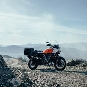 Harley-Davidson Pan America, parée pour l'aventure