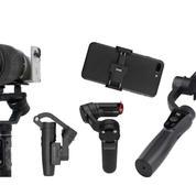 Des vidéos sans trembler avec Feiyu Tech, Zhiyun et PNJ