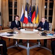 La quête d'un accord sur le gaz, l'autre enjeu du sommet sur le conflit en Ukraine