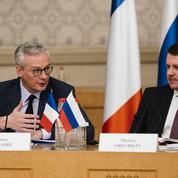 À Moscou, Bruno Le Maire au pied du mur des sanctions américaines