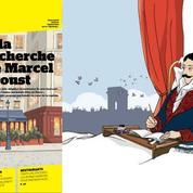 Paris à l'ombre deMarcel Proust pour le centenaire de son prix Goncourt