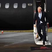 Au Royaume-Uni, le va-tout électoral de Boris Johnson
