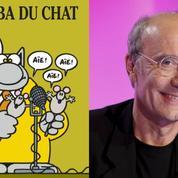 Philippe Geluck:«L'affaire de la banane mangée de Cattelan aurait pu être un gag du Chat»