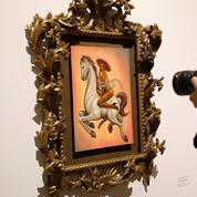 Un tableau de Zapata nu et efféminé crée la polémique au Mexique