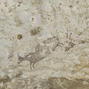 La plus vieille scène de chasse de l'humanité