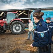 Vols, agressions, dégradations... Le gouvernement veut répondre à la violence contre les agriculteurs
