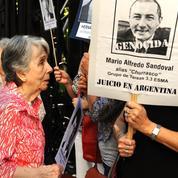 La France extrade Mario Sandoval, le «boucher» de la dictature argentine