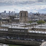 Benoît Duteurtre: «À deux pas de Notre-Dame de Paris: le chantier fou de l'Hôtel-Dieu»
