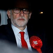 Royaume-Uni: déroute historique pour Jeremy Corbyn