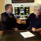Les révélations du PDG de Disney sur le rachat de Star Wars à George Lucas