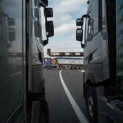 Les routiers font aussi grève ce lundi