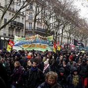 Radioscopie des défilés: la gauche et la fonction publique en première ligne