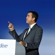 Arnaud Lagardère brade sa filiale dans le sport