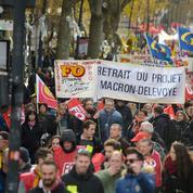 Retraites: nouveau «mardi noir» contre la réforme Philippe