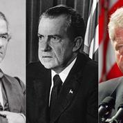 États-Unis: les présidents en procès, une arme très politique