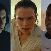 Kylo Ren, Rey, Finn... Les derniers secrets des personnages de Star Wars