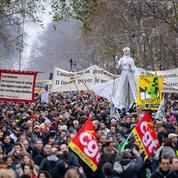 Les syndicats défilent, Édouard Philippe ne bouge pas