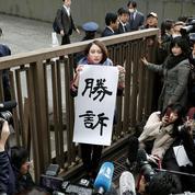 La victoire judiciaire de Shiori Ito, figure de #MeToo au Japon