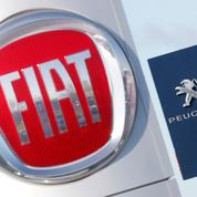 Le mariage entre Peugeot et Fiat Chrysler salué en Bourse