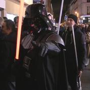 Star Wars :les fans font leur «ascension» à l'avant-première du Grand Rex