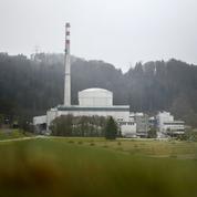 La Suisse débranche l'un de ses cinq réacteurs nucléaires
