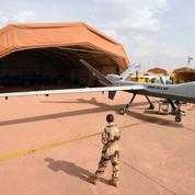 Défense: les drones français armés ont tiré pour la première fois