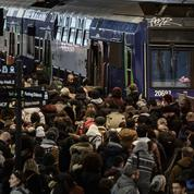 Grève RATP et SNCF: les prévisions de trafic pour le week-end du 21 et 22 décembre