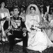 Il y a 60 ans, le mariage grandiose de Farah Diba et du chah d'Iran