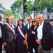 Municipales: l'ombre de Bertrand Delanoë plane sur Paris