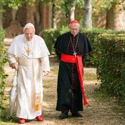 Les Deux Papes ,deux hommes et un Dieu