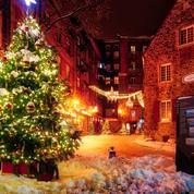 Le sapin de Noël québécois vendu 1000dollars à New York