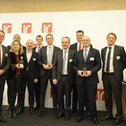 Trophées des meilleures relations investisseurs: les poids lourds de la Bourse de Paris récompensés