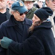 Les stars du cinéma français réunies aux obsèques d'Anna Karina