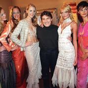 Emanuel Ungaro, le couturier qui aimait les femmes