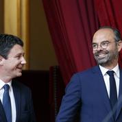 Municipales à Paris: Philippe accompagne Griveaux pour une déambulation surprise