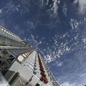 Constellations de satellites: l'Europe prend du retard